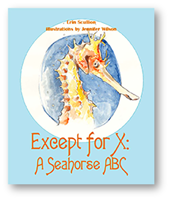 The birth of a new book: Except for X